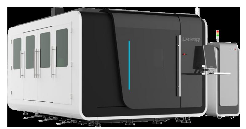 Μηχανη κοπής μετάλλου lf3015p optical fiber laser καλυμμα